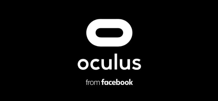 oculus from Facebookの表示