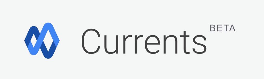 Google Currents ベータのロゴ