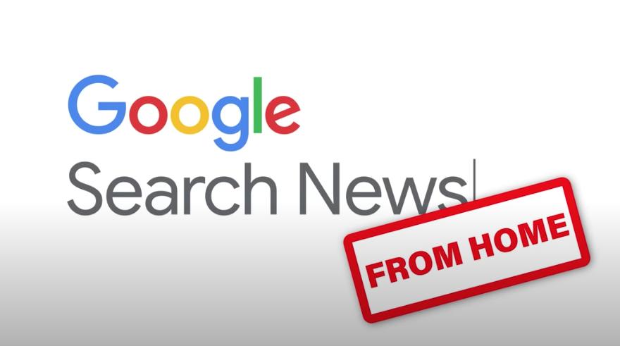 Google Search News May 2020 エピソード タイトル