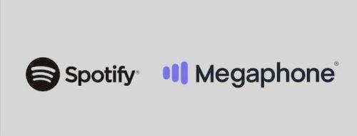 SpotifyがMegaphoneを買収