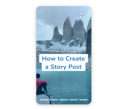 WordPress Stories機能
